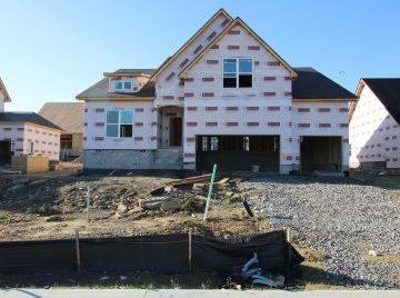Construction of the Oakland Plan exterior